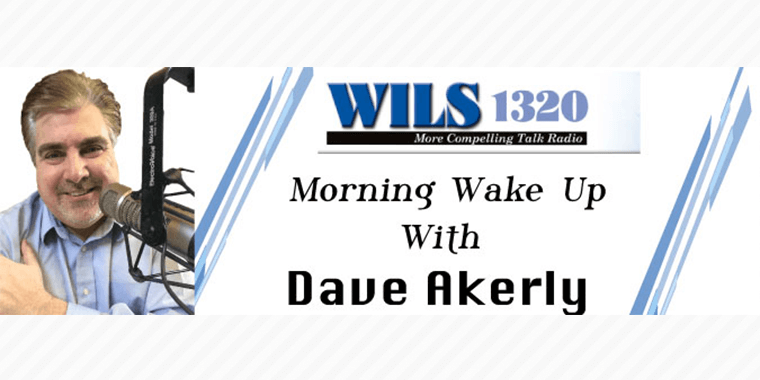 Wake up with Dave Ankerly